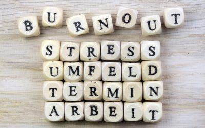 Stressmanagement / Burnout Prävention – Krankenkassen zertifiziert